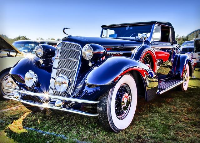 Seguro para vehículos clásicos e históricos