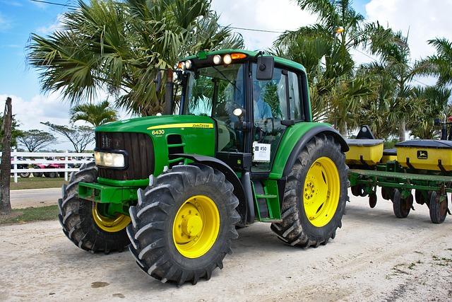 seguro para tractores y maquinaria agrícola